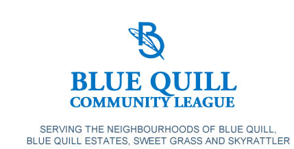 Blue Quill Community League, Edmonton AB